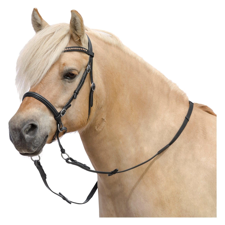 fa49d03fe4eff Loesdau Ogłowie bezwędzidłowe Lagoa - Sklep jeździecki Equiversum